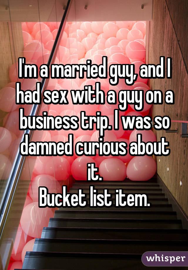 Hookup bucket list