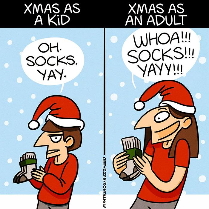10+ Of The Funniest Christmas Comics Ever - ViraScoop