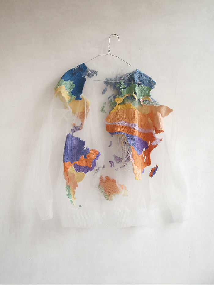 Sustainable Earth Sweater