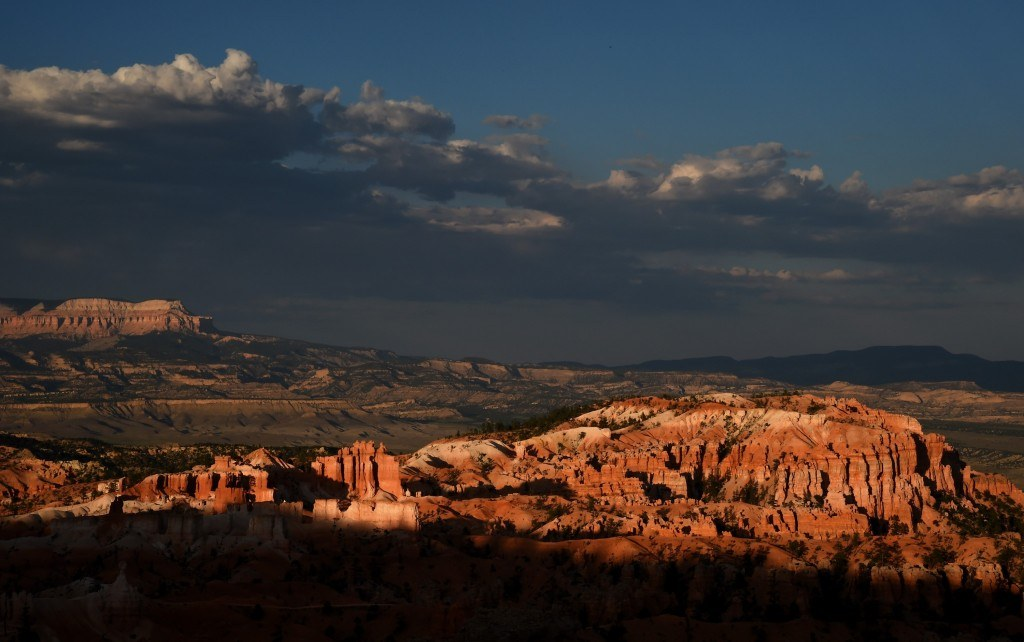 Views Of Bryce Canyon National Park