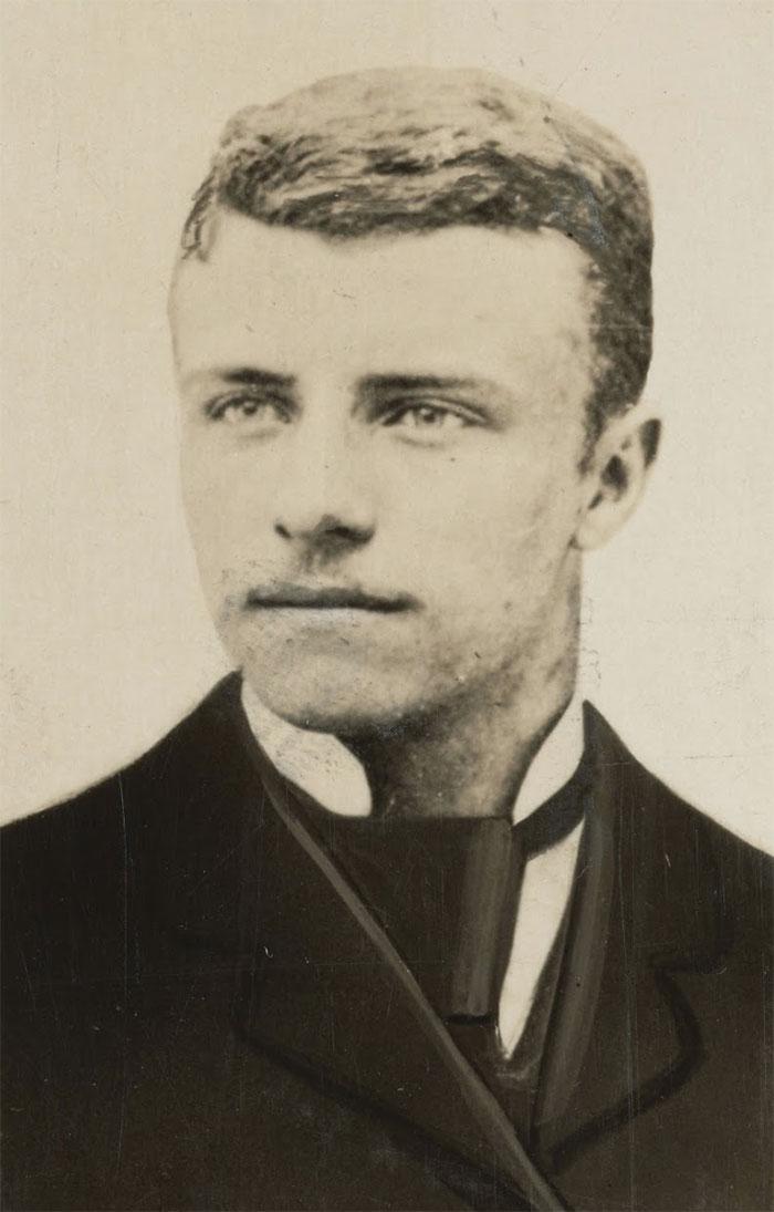 Theodore Roosevelt, Age 20