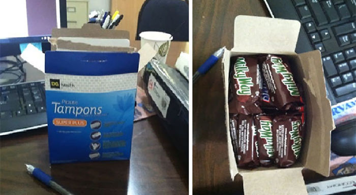 My Wife Found A Way To Hide Her Candy