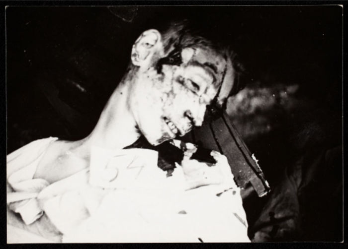 1940-1944: Body For Burial Tagged '54'