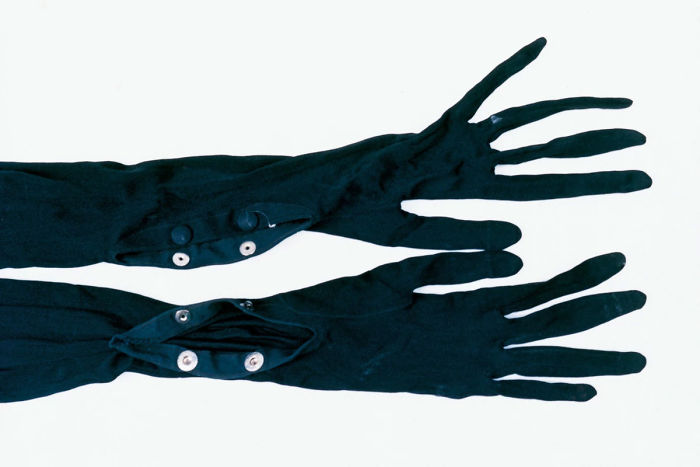 Kahlo's Gloves