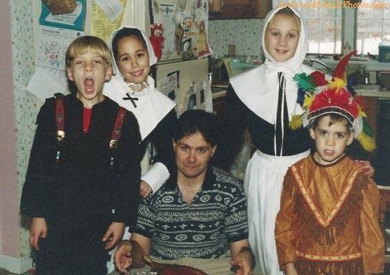 thanksgiving awkward family
