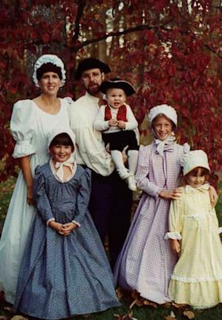 thanksgiving family photos